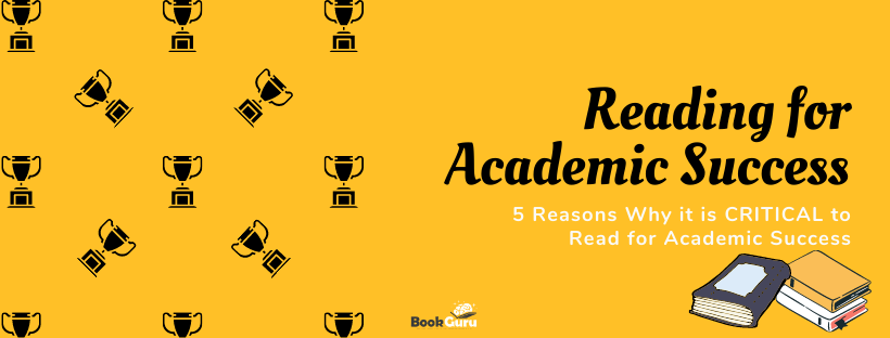 5 Reasons Why Reading is so Importrant for Academic Success
