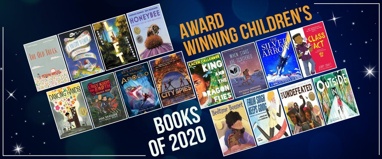 Award-Winning Children's Books Of 2020